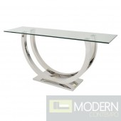 Odyssey High Polished Console Table