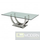 Odyssey High Polished Dining Table