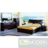 Modrest Palermo Platform Bed Group with Storage