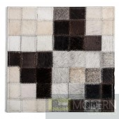 Modrest Palo Modern Cowhide Small Area Rug