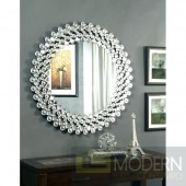 Roberto Wall Mirror Faux Gems
