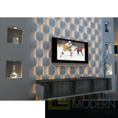 TEXTURED SURFACE BLOCKS -  3D WALL LED PANEL