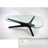 Sculpt Coffee Table, Black