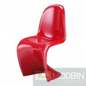 Shape Chair, Red