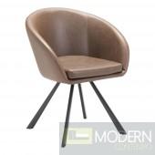 Zuo Modern Barisic Dining Chair Espresso 101078  - Set of 2  LOCAL DMV DEALS