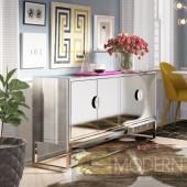 Laurenza Sideboard / Buffet Chrome