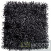 Modrest Sitka Modern Dark Grey Small Area Rug
