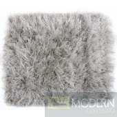 Modrest Sitka Modern Light Grey Small Area Rug