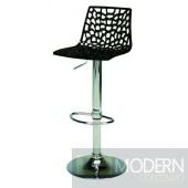 Modrest Spider - Modern Black Gloss Italian Barstool