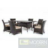 Renava Texas Modern Outdoor Dining Set