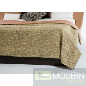 Modrest Tivoli Gold Duvet Cover