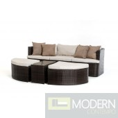 Renava Toronto Outdoor Sofa Set