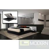 Modrest Torino - Modern Platform Bed with Storage