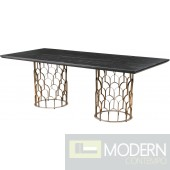Bonita Wood dining table