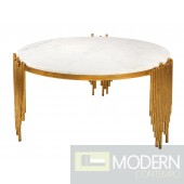 Bellino Marble Cocktail Table