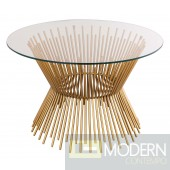 Angelica Glass Coffee Table