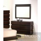 Modrest Trend Modern Wenge Dresser