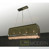Modrest VIG001 Modern Crystal Ceiling Lamp