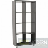 SAUL 4X2 SHELVING UNIT