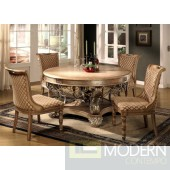 5PC High end Classic Luxury Dining Set YHYT273