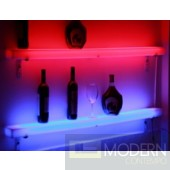 Color Changing LED Bar Display Shelf  MCYK-1305