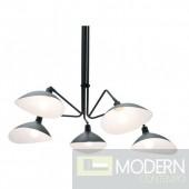 Zuo Modern Desden Black Ceiling Lamp - LOCAL DMV DEALS