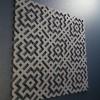 TexturedSurface 3d wall panel TSG20