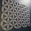 TexturedSurface 3d wall panel TSG219