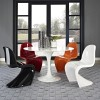 Modern Panton S Dining Chair