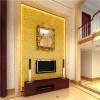 PEBBLES - Textured PVC Glue on Wall 3D tiles - Box of 12 - 32 Sq Ft Exterior & Interior