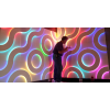 TEXTURED SURFACE WAVY  -  3D WALL LED LIT PANEL - A3