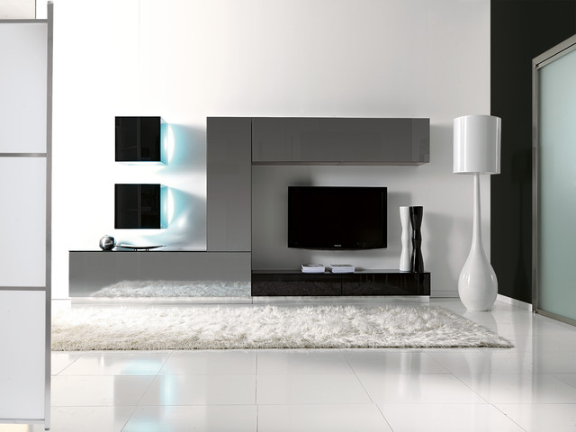 Blog exclusive and modern wall unit design ideas modern for Lcd wall unit designs for hall